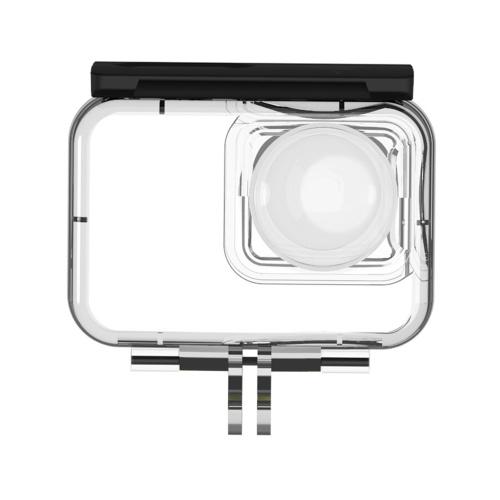 TELESIN IS-WTP-R01 Wasserdichtes Kameragehäuse 40 Meter Unterwassergehäuse Fotozubehör