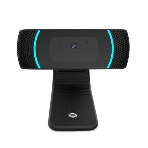 USB Webcam 2K PC Kamera Plug & Play mit Bulit-In-Mikrofon