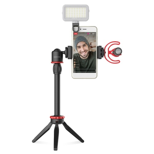 BOYA Phone Video Vlog Kit