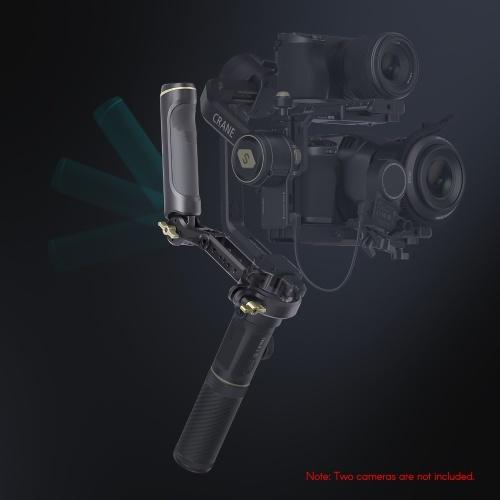 Zhiyun CRANE 2S Pro Professional 3-Axis Handheld Gimbal Stabilizer