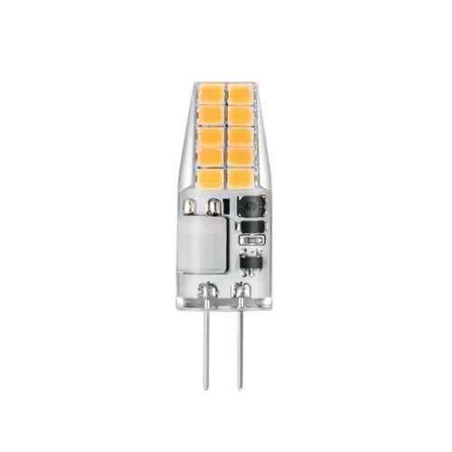 Lámpara LED G4 2W LED reemplaza a la lámpara halógena de 20W