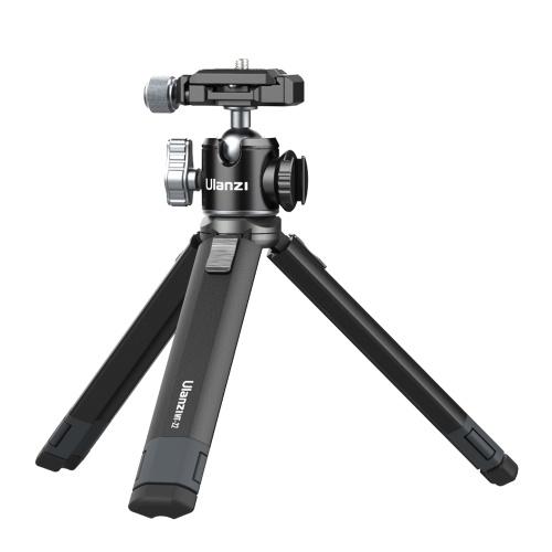Ulanzi Camera Video Vlog Kit con treppiede estensibile in lega di alluminio