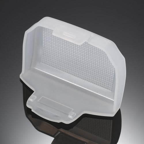 680-15 White Flash Bounce Head Speedlite Diffuser for YONGNUO YN685EX/YN600EX-RT