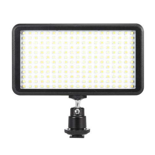 228pcs Beads Ultra Thin 3200K-6000K Dimmable Illumination Studio Video Photo Pad Panel Lamp LED Light Lighting фото
