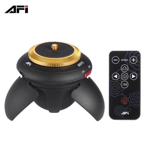AFI MRP01 Mini Electric Panorama Head 360° Rotation Tripod Head