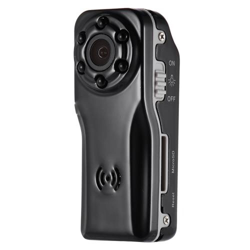 S80 Super Mini przenośne głośnomówiący 120 Stopień Wdie Kąt 1080P 30FPS noktowizyjnych DVR Digital Video Camcorder samochodów
