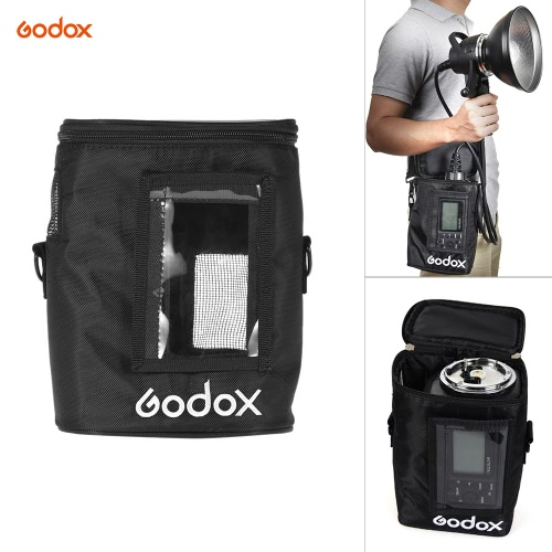 Godox PB-600 Portable Carrying Nylon Bag for Godox AD600 AD600BM AD600B Strobe Flash Light for Outdoor Photography