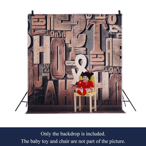 1,5 * 2m / 4,9 * Tło 6.5ft Fotografia Tło wydruku komputerowego Nowoczesne Ilość Wzorzec dla dzieci Kid Dziecko Noworodek Pet zdjęcie portret studio fotografowania