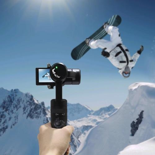 Wewow G3 Sport Action Kamera Stabilisator Gyro