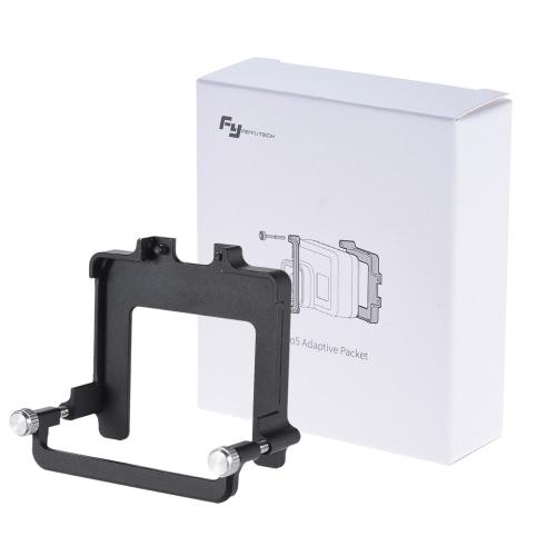FeiyuTech Hero5 Kit de montagem da câmera Clip Mount Plate Adapter Connector
