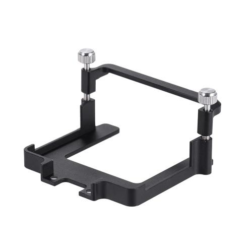 FeiyuTech Hero5 Kamera-Montage-Kit Cliphalterung-Platten-Adapter Anschluss für Feiyu G4 oder G4-QD Anschluss für GoPro Hero 5 Action-Kamera