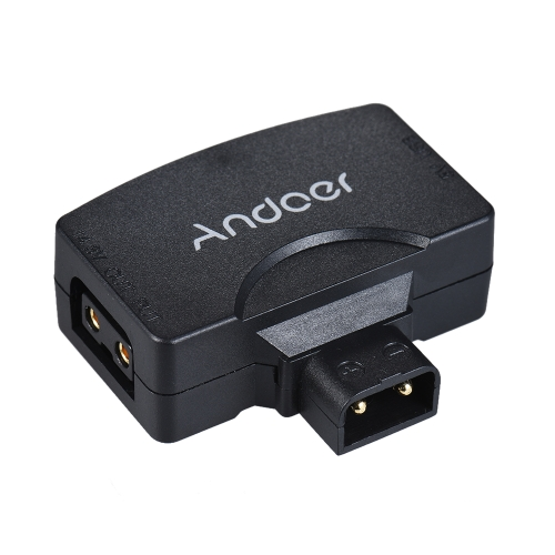 Andoer D-Tap to 5V USB Adapter