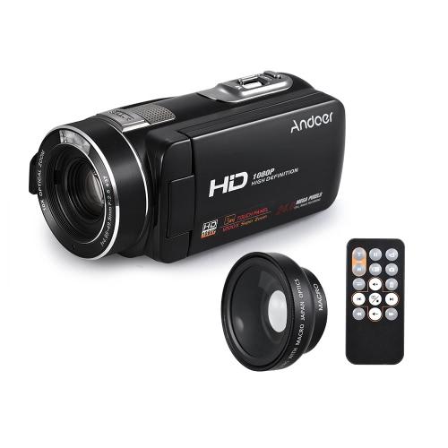 Andoer HDV-Z80 caméscope numérique Caméscope