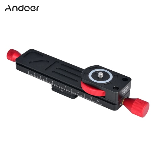 Andoer W-160 Aluminum Alloy Photography Tripod Head
