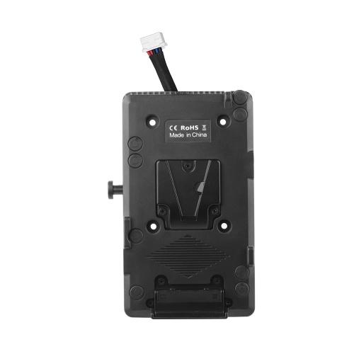 Andoer BMD URSA-Serie V-Mount V-Lock Batterieplattenadapter