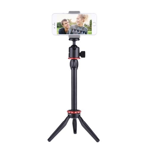 SEVENOAK SK-T1 Mini Tabletop Video Tripod Stand Selfie Stick with Ball Head