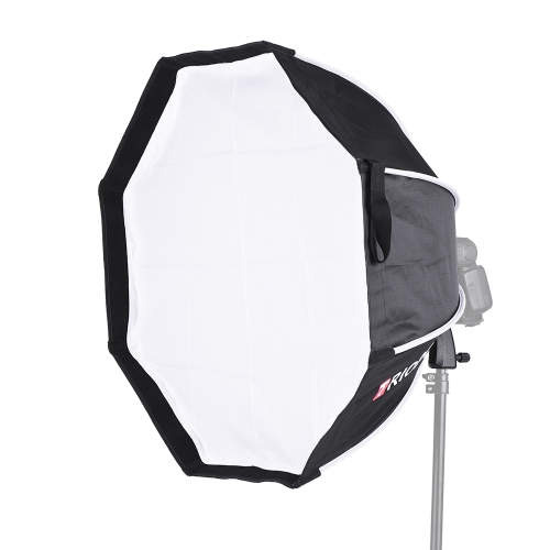 TRIOPO 65cm Foldable 8-Pole Octagon Softbox