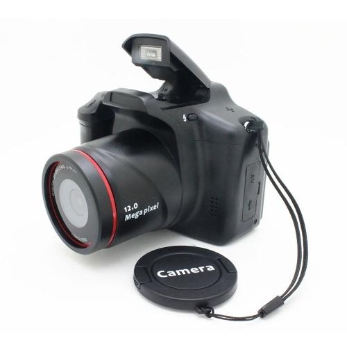 XJ05 Professional 3in Full HD Digital Camera Camcorder