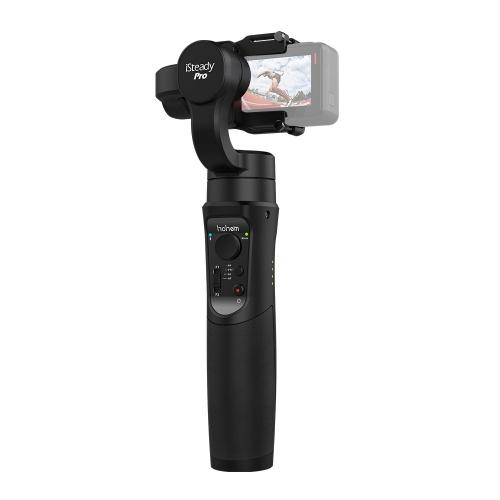 Cardan stabilisateur portatif à trois axes iSteady Pro de Hohem