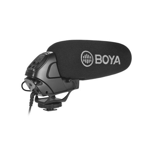 BOYA BY-BM3031 Flinten-Kondensatormikrofon für die Kamera