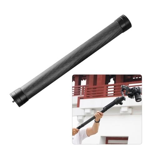 Tige de bâton d'extension pour stabilisateur professionnel