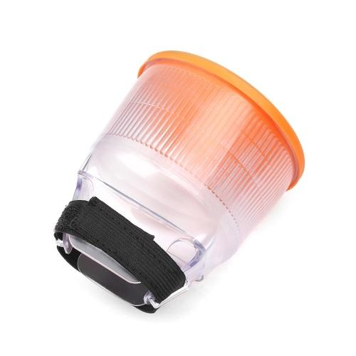 Difusor universal de flash de luz Speedlite na câmara