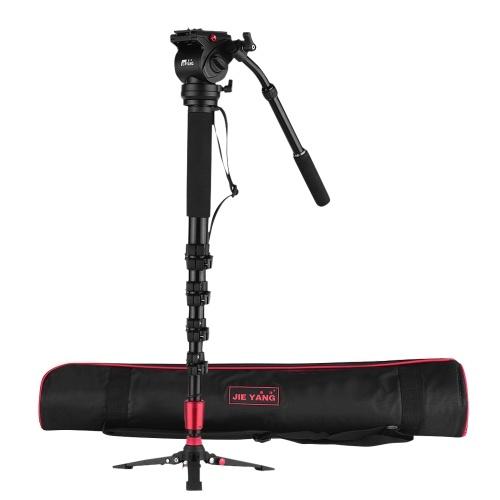 JIEYANG Профессиональная фотография Монопод Unipod Kit