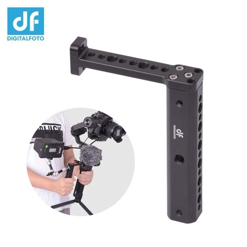 DF DIGITALFOTO VISIONNH Vision Neck Handle Hold Plate Bracket Grip Extension Rods Bar