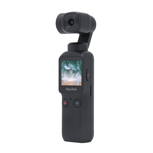 Feiyu Pocket 6-axis Stabilized Handheld Gimbal Camera