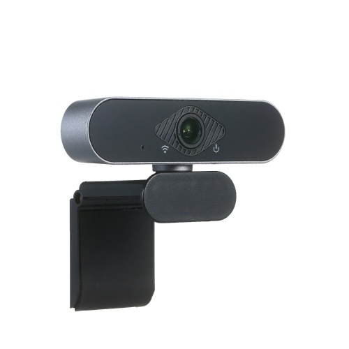 USB Webcam 1920*1080P HD 30fps PC Computer Camera Drive-Free Desktop/Laptop Camera with Microphone