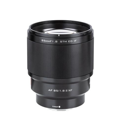 Viltrox AF 85/1.8 II XF Auto Focus Prime Lens F1.8 Large Aperture Camera Lens