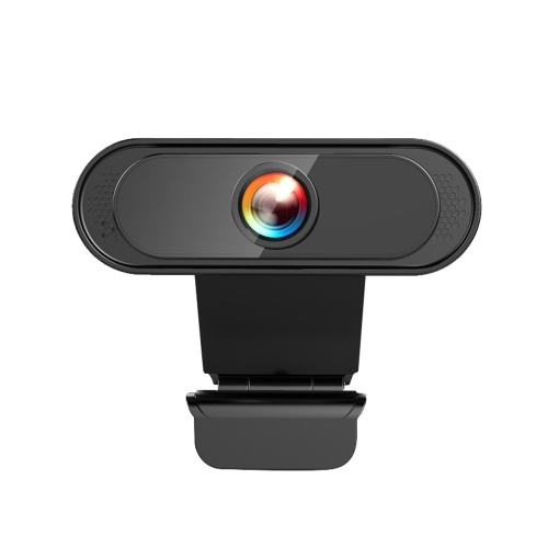 1080P HD Webcam USB Plug-and-Play-Laptop-Computerkamera