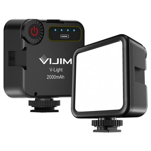 VIJIM V-Light Mini LED Video Light Photography Fill Light