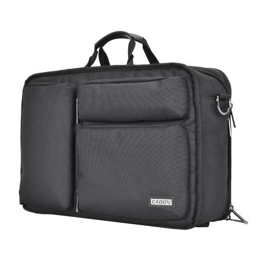 CADeN D28 Fotografie Kameratasche Doubel / Single-Shoulder Rucksack Kamera Messenger Bag
