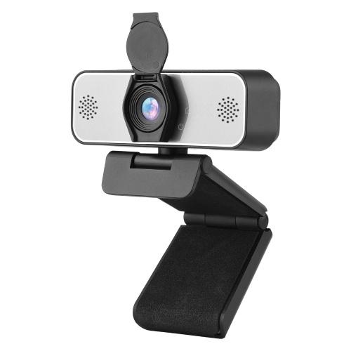 4K Ultra HD USB Веб-камера Портативный компьютер Камера Веб-камера для видеоконференций с фиксированным фокусом