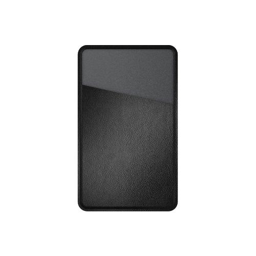 dodocool универсальный Ultra-slim Self клейкие кредитной карты держатель Stick-on бумажник для смартфонов черный