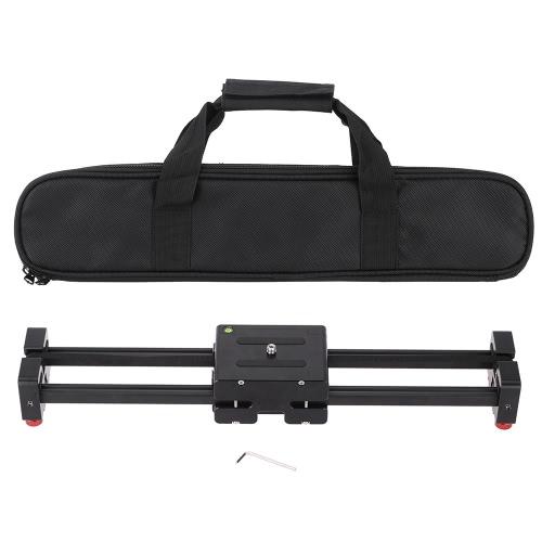 Andoer V2-500 piste rétractable Slider vidéo pour les caméscopes professionnels