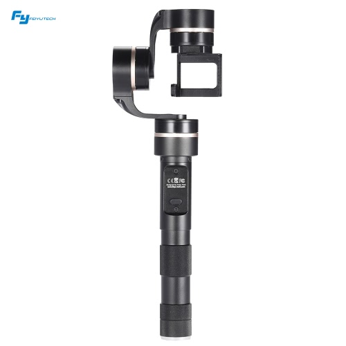 Feiyu G4 QD 3 Axis Handheld Steady Gimbal Gyro Stabilizer with Quick Dismantling for GoPro Hero3/3+/4 Xiaoyi AEE SJ4000 SJ5000 Sports Camera