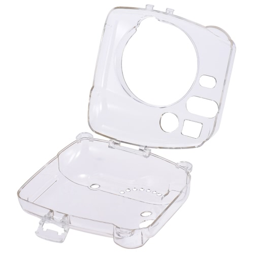 Borsa Custodia Classic Vintage dimensioni in plastica per Fujifilm Instax Mini 8 Immediata Film Camera con tracolla