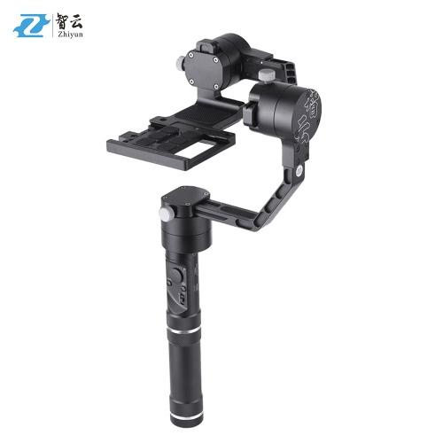 Zhiyun Crane V2 Professional 3 Axis Stabilizer Handhållen Gimbal