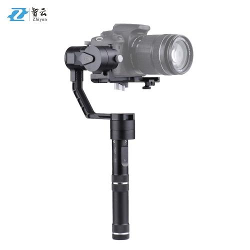 Zhiyun Crane Professional 3 Axis Stabilizer Handheld Gimbal pour Sony A7 Series pour Panasonic Lumix Series pour Canon M Series pour Nikon J Series Caméras sans miroir ILDC Cameras Charge utile Poids 350g-1800g