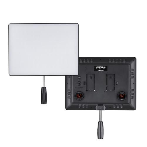 YONGNUO YN600 Air Profesjonalna Lampa wideo LED Slim & Light Projekt 5500K Regulowany Fotografia Jasność światła CRI≥95 Studio Lighting