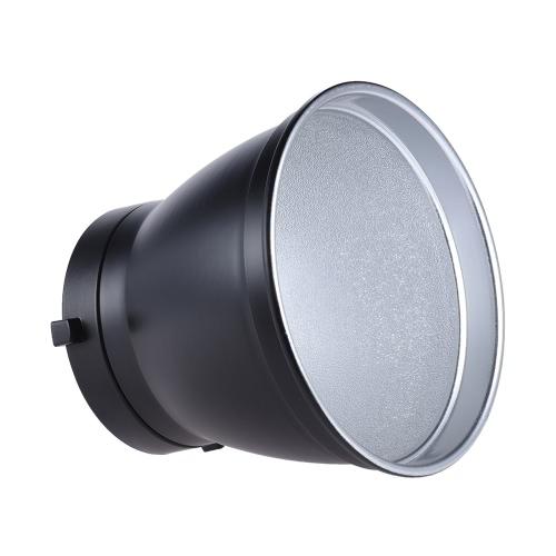 Bowensのマウントスタジオストロボフラッシュライトスピードライト用6「標準リフレクターディフューザーランプシェードディッシュ