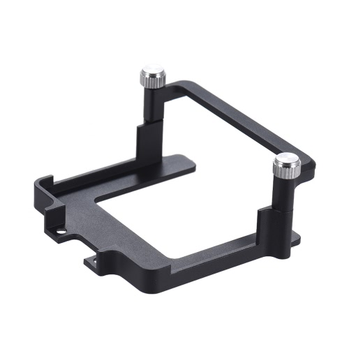 FeiyuTech Camera Mounting Kit Clip Mount Plate Adapter Connector for Feiyu WG WGS Connects for GoPro Hero5 Action Camera