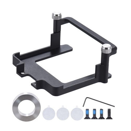 FeiyuTech Hero5 Camera Mounting Kit Clip Mount Plate Adapter Connector for Feiyu WG WGS Connects for GoPro Hero5 Action Camera