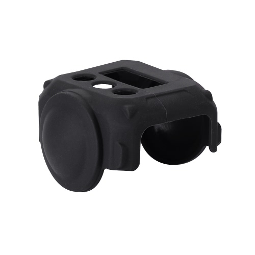 Cámara de protección de la lente cubierta de silicona para la cámara de Garmin VIRB 360