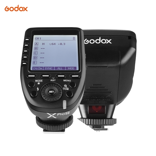 Déclencheur flash Godox Xpro-N i-TTL