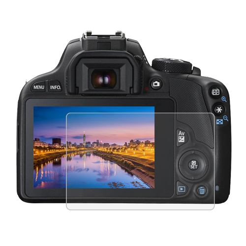 Folie ochronne PULUZ do aparatów fotograficznych Folie poliwęglanowe Folie chroniące przed zadrapaniami Szkło hartowane Screen Protector do aparatów Canon Sony Nikon Akcesoria do aparatów cyfrowych Olympus FinePix do Canon 100D / M3