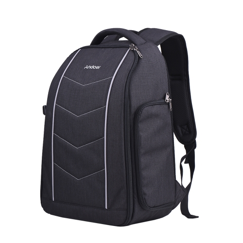 Andoer Professional 600D Fabric Material Camera Backpack Bag