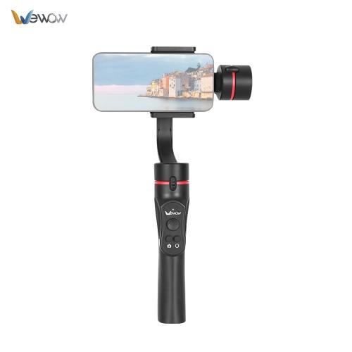 Wewow A5 3-Achsen-Handheld Gimbal Handy-Video-Stabilisator